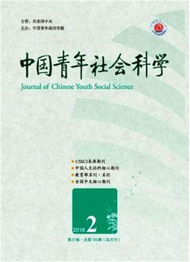 中国青年社会科学杂志杂志封面