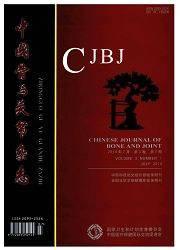 中国骨与关节杂志杂志杂志封面
