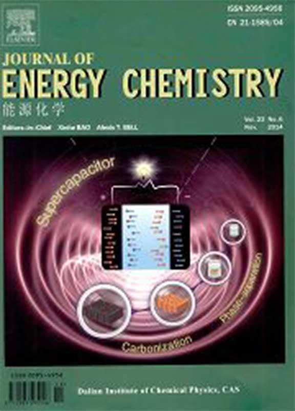 能源化学(英文版)
