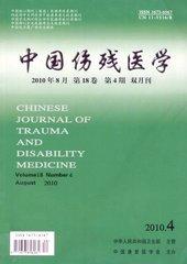 中国伤残医学