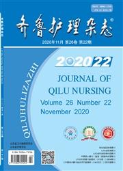 齐鲁护理杂志(外科护理版)杂志杂志封面