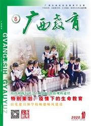 广西教育(D版教育时政版)