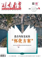 湖南教育(新闻+管理)