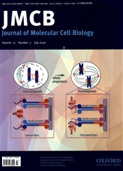 分子细胞生物学报(英)
