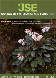 植物分类学报(英文版)
